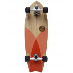 "Slide SurfSkate Board - 32"" Fish Tuna Complete"