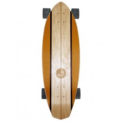 "Slide SurfSkate Board - 32"" Diamond Waimea Complete"