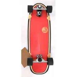 "Slide SurfSkate Board - 31"" Gussie Inset Complete"