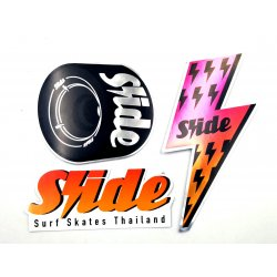 Slide SurfSkate Thailand Sticker Pack