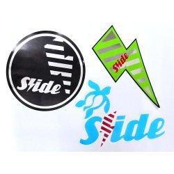 Slide SurfSkate Sticker Pack