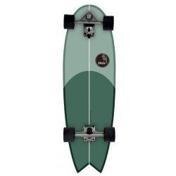 "Slide SurfSkate Board - 33"" Swallow Saladita Complete"