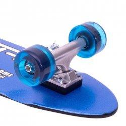 "Z Flex Metal Flake Blue Cruiser 29"""