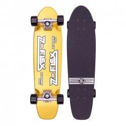 "Z Flex Metal Flake Gold Cruiser 29"""