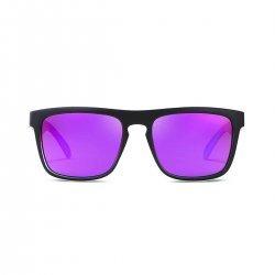 Kdeam Polarized Sunglasses (blue/violet) (แว่นตากันแดด)