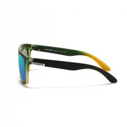 Kdeam Polarized Sunglasses (green/yellow) (แว่นตากันแดด)