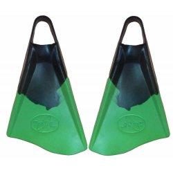 Swimfins - Tanga Surf-Green/Black (ฟินสำหรับเล่นบอดี้บอร์ด)